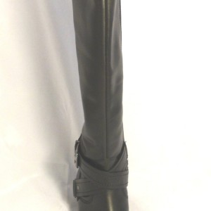 CHUKKA, LEATHER KNEE HIGH BOOT