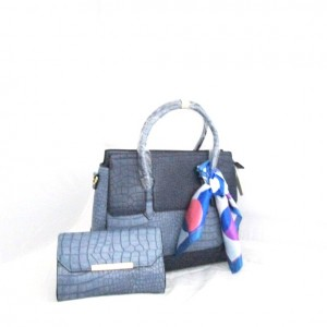 BLU, TWO TONE BLUE TWO IN ONE BAG .SORRY THIS PRODUCT HAS SOLD OUT